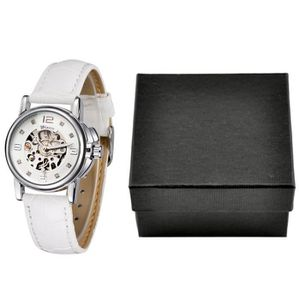 MONTRE WINNER Fashion OL Style Montre-bracelet Remontage