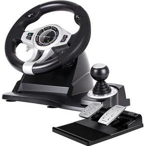 VOLANT JEUX VIDÉO TRACER Volant Roadster avec boîte de vitesse et pé