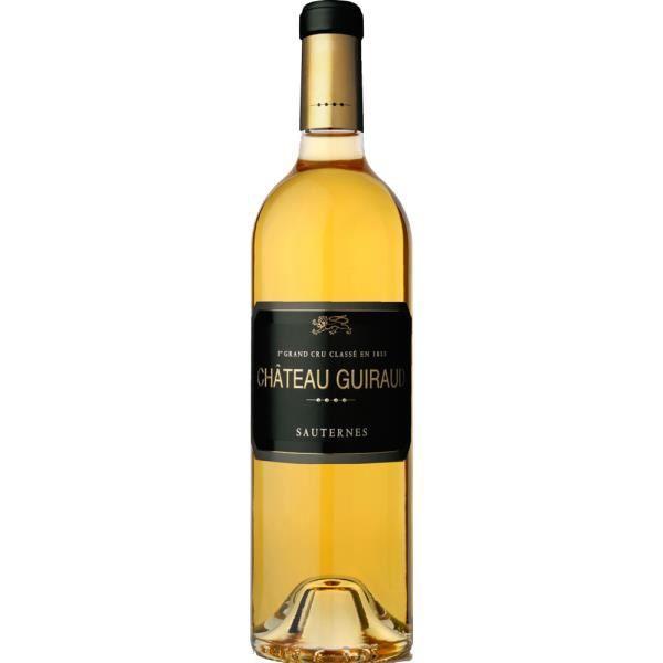 Château GUIRAUD - 2017 - SAUTERNES - 750 ml