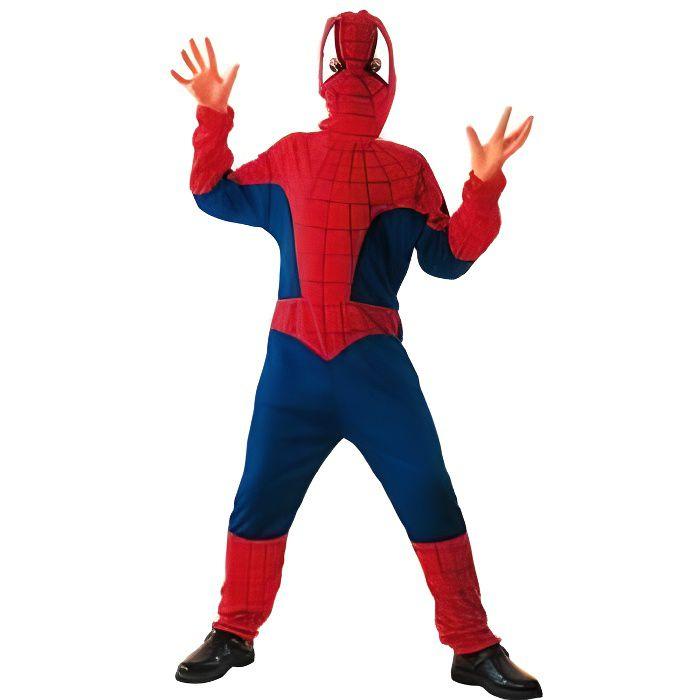 DEGUISEMENT SPIDER HEROS 10/12 ANS GARCON - SUP...