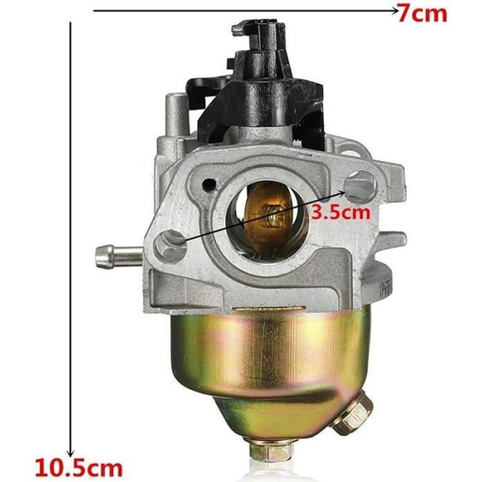 Outils Accessoires,Carburateur carburateur pour MTD OHV moteur référence 751 10309 951 10309 tondeuse à gazon carburateur pièces