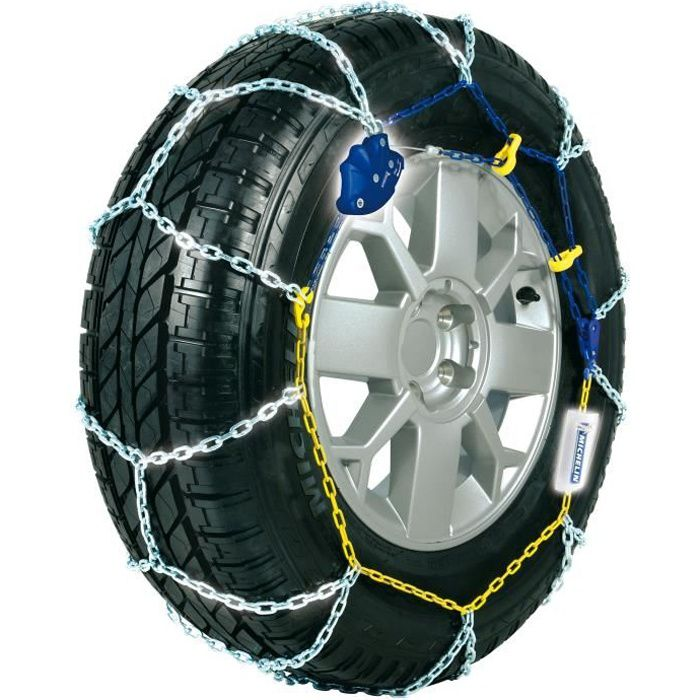 MICHELIN Chaines à neige Extrem Grip® Automatic 4x4 N°69