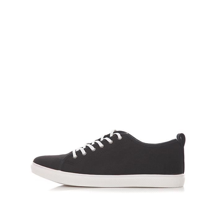 Levon Sneakers Homme ZB1327LY-01-BLK