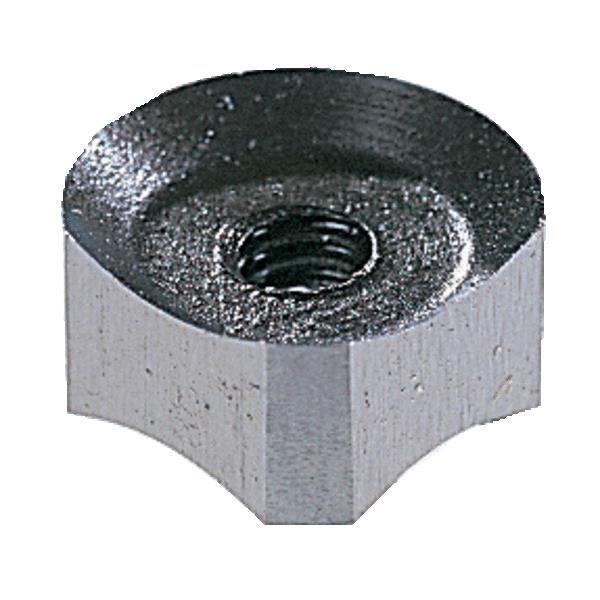 Outil à ébarber pour rainures de clavetage. piece: plaquette N90K,nombre de lames: 1