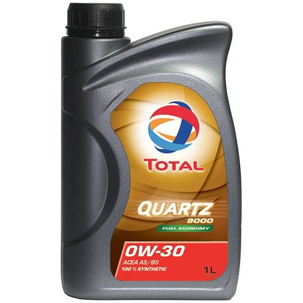 Huile Moteur Total Total 0W30 Quartz 9000 1L - 3425901027869