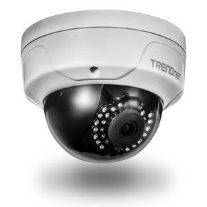 TRENDNET Caméra réseau TV-IP315PI 4 Mégapixels - 30 m Night Vision - H.264+, Motion JPEG, H.264 - 1920 x 1080 - CMOS