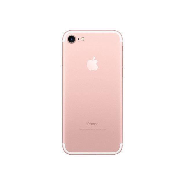 apple iphone 7 32go rose dor achat smartphone pas. Black Bedroom Furniture Sets. Home Design Ideas