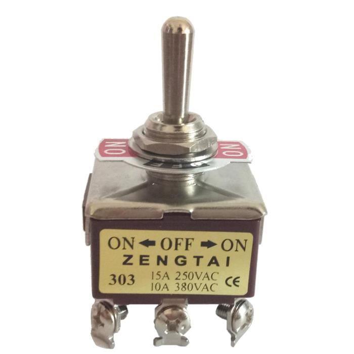2,18 EUR//pièce 2x Capteur De Pression Interrupteur On//Off 12 V VERT