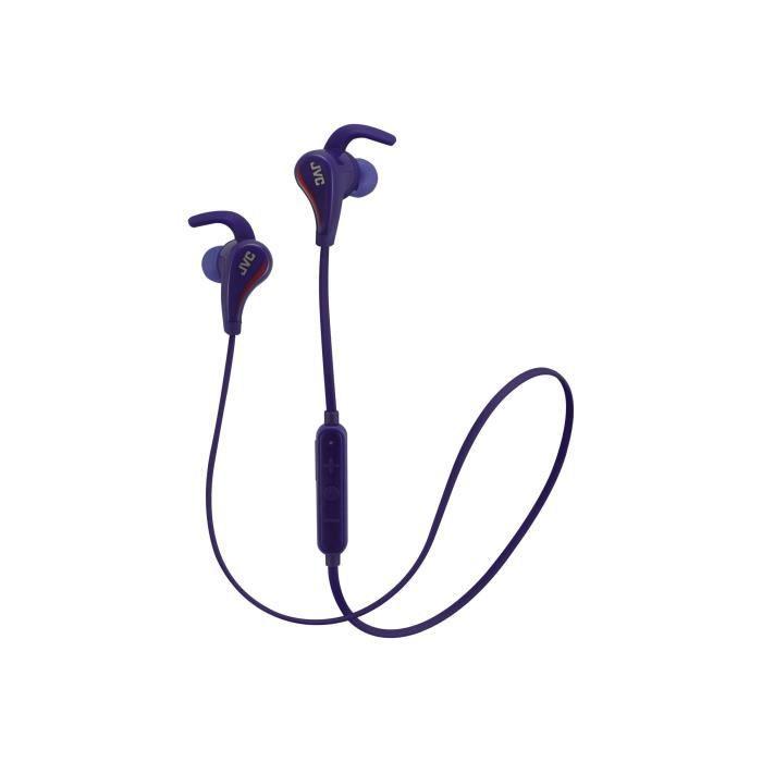 CASQUE - ÉCOUTEURS JVC HA-ET50BT Écouteurs avec micro intra-auriculai