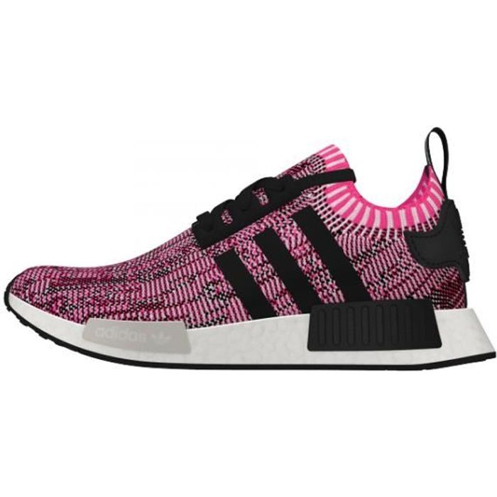 Basket ADIDAS NMD-R1 W PK - Age - ADULTE, Couleur - ROSE, Genre - HOMME, Taille - 42