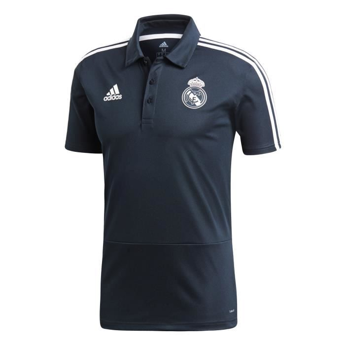 Polo real madrid - Achat   Vente pas cher 6039fb5546581