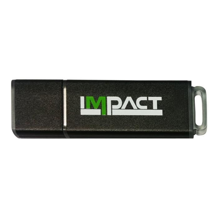 DISQUE DUR SSD Mushkin IMPACT Clé USB 256 Go USB 3.0