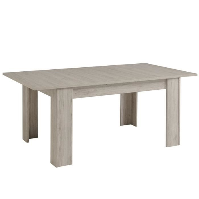 Paris prix table de salle manger extensible for Table extensible salle a manger