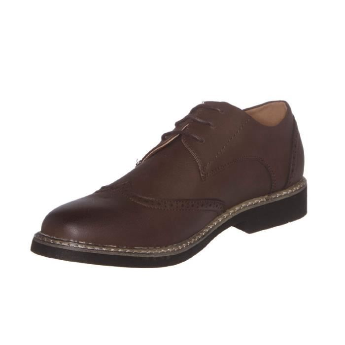 Derbys Classique New Tendance FINDLAY Marron