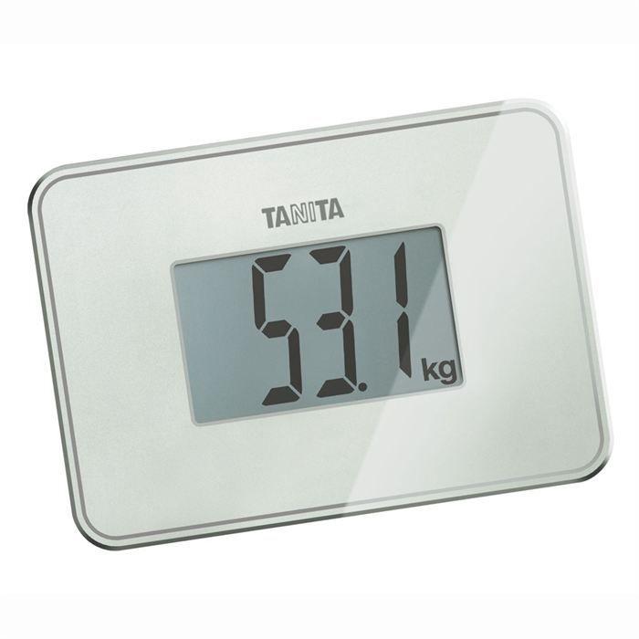 TANITA HD386 Pèse personne de voyage - Blanc