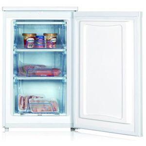 CONGÉLATEUR PORTE FRIGELUX TTCV86A+ - Réfrigérateur table top - 86L