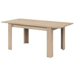 TABLE À MANGER SEULE KENDRA Table à manger extensible de 6 à 8 personne