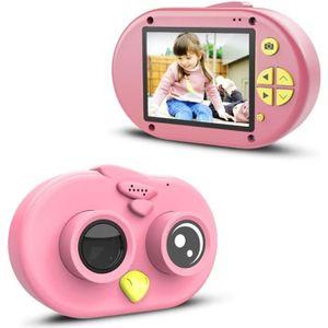 APPAREIL PHOTO ENFANT Mini oiseaux modèle appareil photo numérique pour