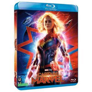 BLU-RAY FILM Blu-ray Captain Marvel