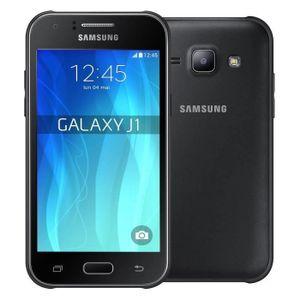 SMARTPHONE RECOND. Samsung Galaxy J1 2016 Noir-8 Go - Extensible par