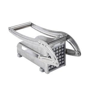 MANDOLINE DE CUISINE Ménage Machine à frites à pression manuelle