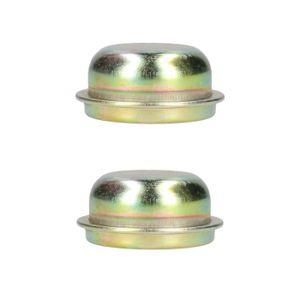 MOYEU DE ROUE 50.5mm bouchon métal remplacement moyeu roue roule