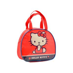 Sanrio Hello Kitty Zipper Sac à fermeture zip Plastique strage verticale