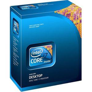 PROCESSEUR Intel Core i7 870 Lynnfield Quad Core