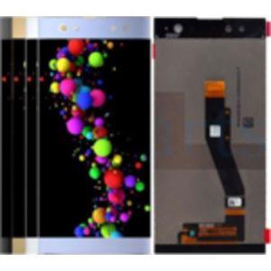 ECRAN DE TÉLÉPHONE Ecran tactile + LCD bleu de remplacement pour Sony
