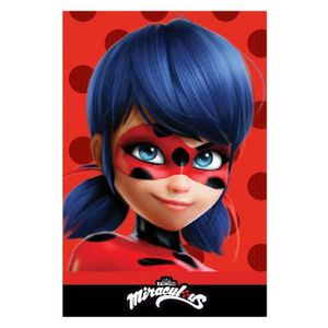 COUVERTURE - PLAID Plaid polaire Miraculous Ladybug couverture enfant