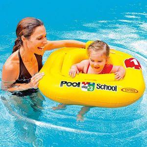 BOUÉE - BRASSARD INTEX Bouee gonflable pour bébé piscine Culotte Po
