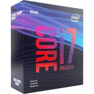 PROCESSEUR INTEL Processeur Core i7 9700KF