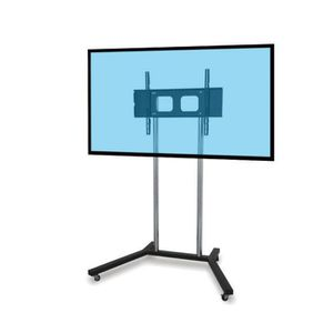 FIXATION - SUPPORT TV Support colonne mobile PLASMA LCD 32