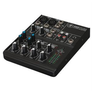 TABLE DE MIXAGE Mackie 402VLZ4 Table de mixage Live 4 canaux