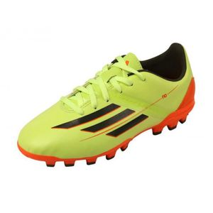 wholesale dealer c044d 825e4 CHAUSSURES DE FOOTBALL F10 TRX AG J - Chaussures Football Garçon Adidas