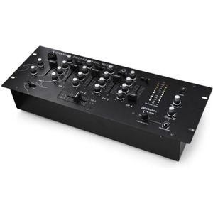 TABLE DE MIXAGE Mixer DJ 4 canaux stm3004 fonction pré-écoute rack
