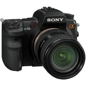 APPAREIL PHOTO RÉFLEX Sony A700 + 18-70 mm