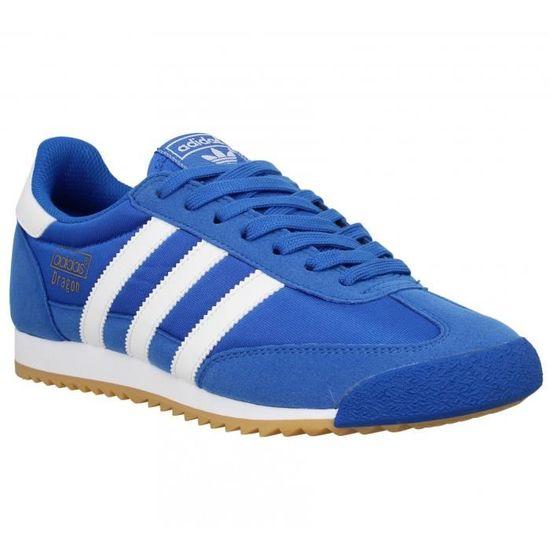 ADIDAS Dragon OG-44-Bleu Bleu - Cdiscount Chaussures