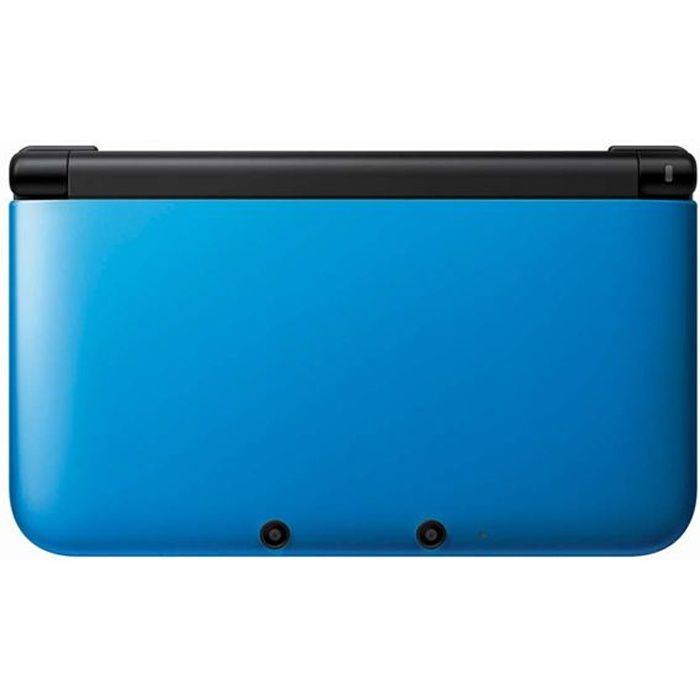 console 3ds xl bleue noire achat vente console 3ds console 3ds xl bleu noire cdiscount. Black Bedroom Furniture Sets. Home Design Ideas