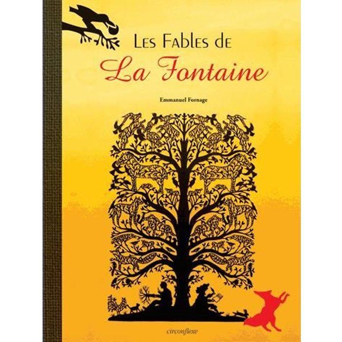 Les Fables De La Fontaine Livre 7 A 11