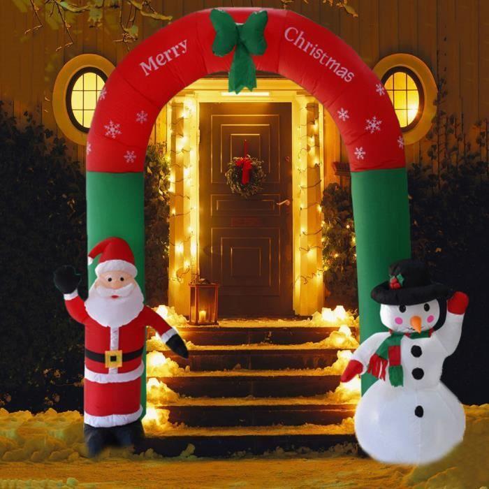 GLACOIDE Ho-Ho Métal Décoration Murale Arbre de Noël Vacances Santa Boutique A967