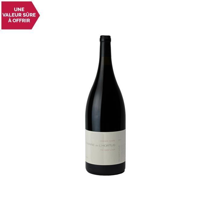 Pic Saint-Loup Grande Cuvée MAGNUM Rouge 2017 - 150cl - Domaine de l'Hortus - Vin AOC Rouge du Languedoc - Roussillon - Cépage Syrah
