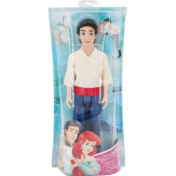 Figurine Prince Eric Ariel La petite Sirène Disney princess 4 ans et + HASBRO