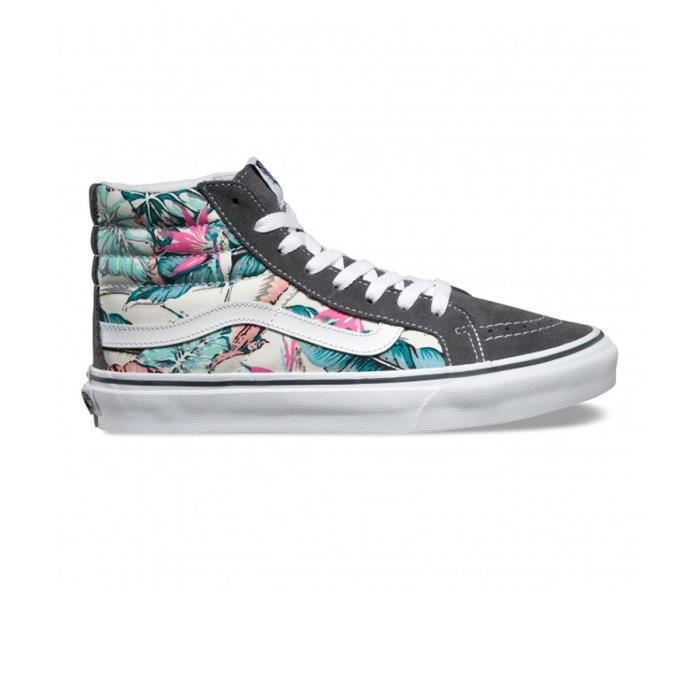 Chaussures U Sk8-Hi Slim Tropical E16 - Vans