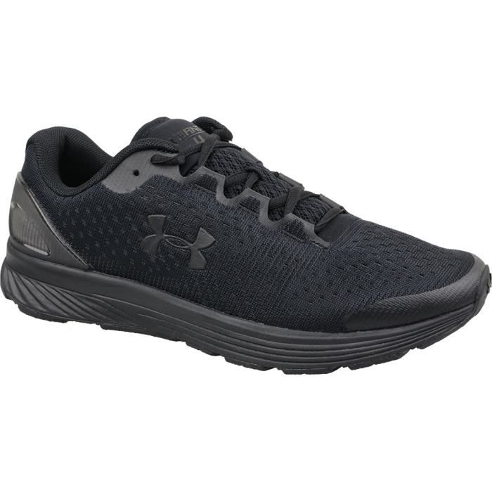 Under Armour Charged Bandit 4 3020319-007 chaussures de running pour homme Noir