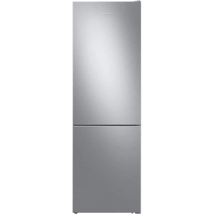 SAMSUNG RB3VTS134SA - Réfrigérateur combiné - 317L (228L + 89L) - Froid Ventilé Plus - L59,5cm x H186cm - Metal Grey - Pose Li