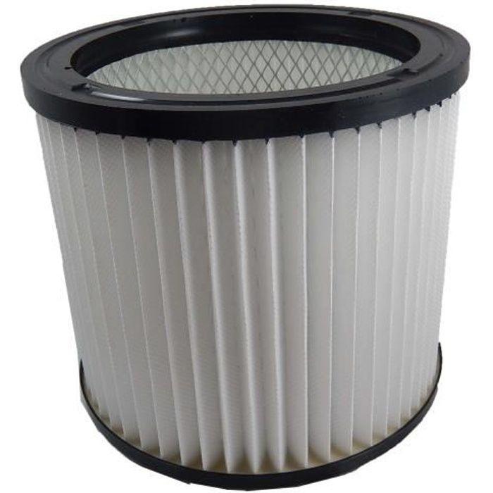 vhbw filtre à cartouches pour aspirateur multi-usages Parkside PNTS 1400(A1/B1/B2), 1500 (A1/B1/B2)