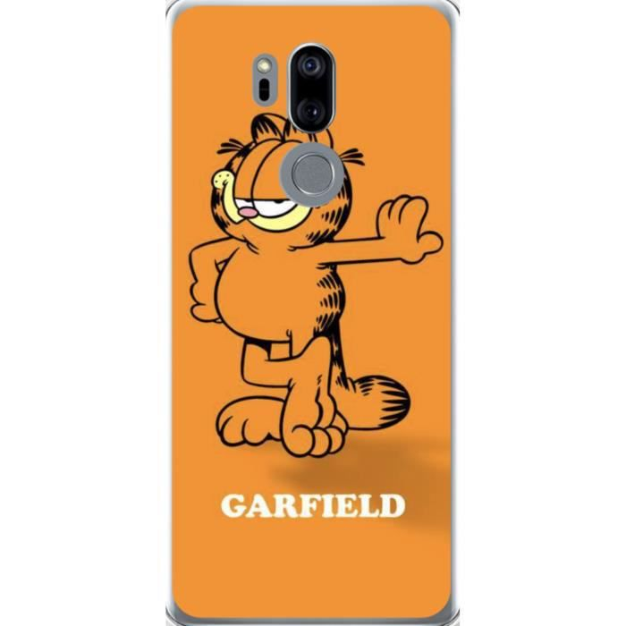 COQUE - BUMPER Coque LG G7 Garfield
