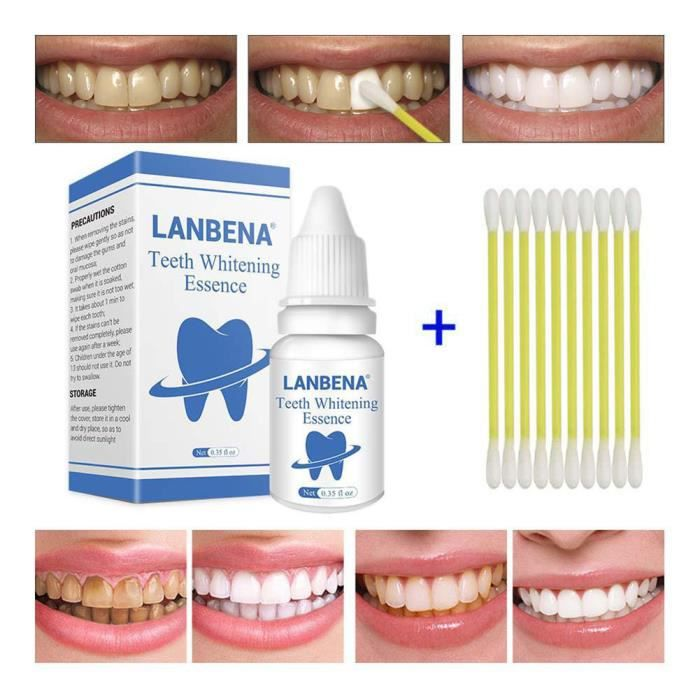 vente privee blanchiment des dents