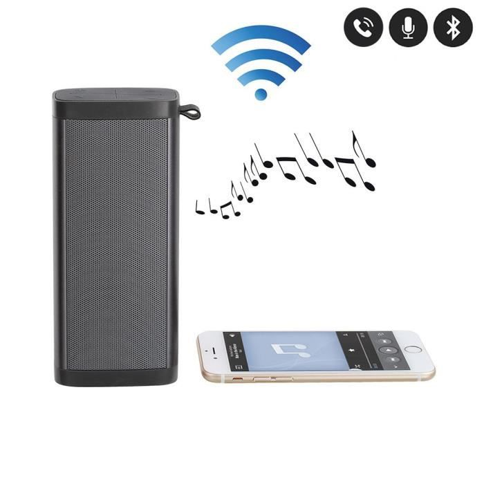 ENCEINTE NOMADE Haut-parleur *Compatible Bluetooth® *Microphone in